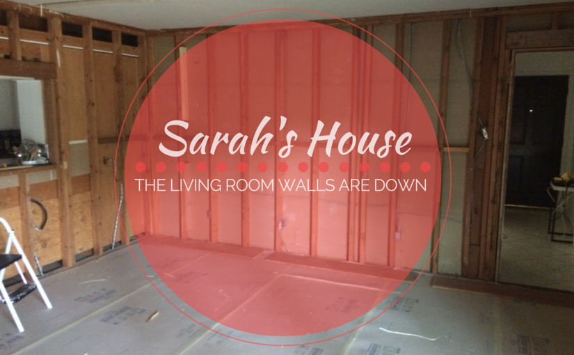 Sarah's House: Living Room Demo