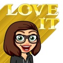love it bitmoji